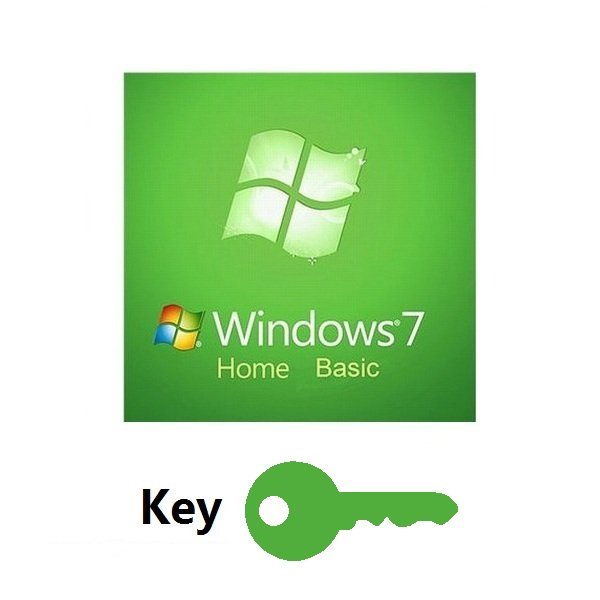 Windows 7 Home Basic Key