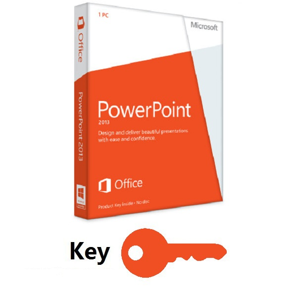 Office PowerPoint 2013 Key