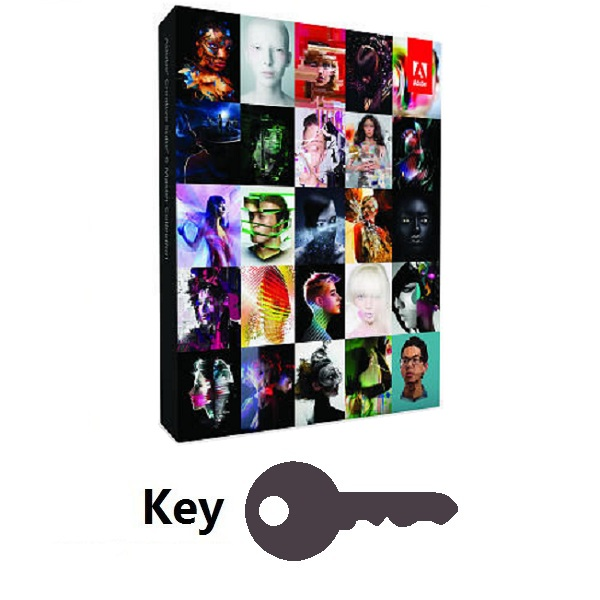 Adobe Creative Suite 6 Master Collection Key