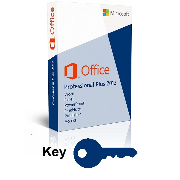 Office Professional Plus 2013 Key