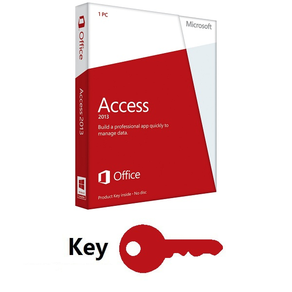 Office Access 2013 Key
