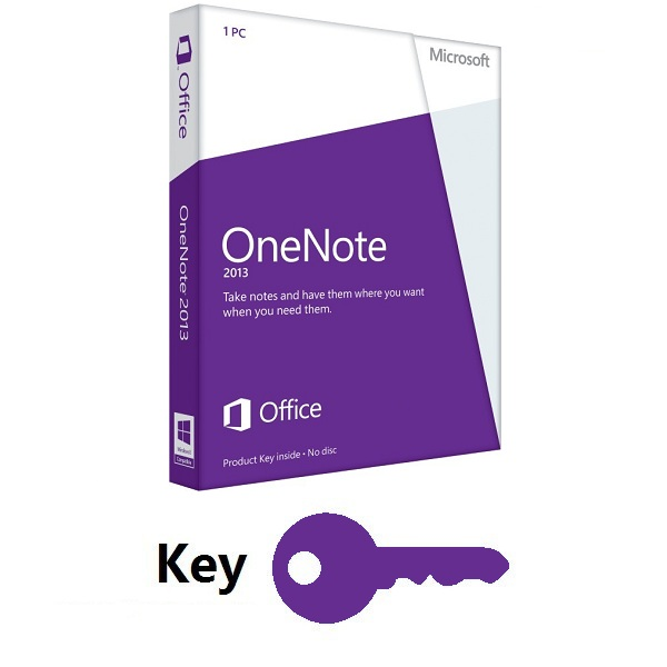 Office OneNote 2013 Key