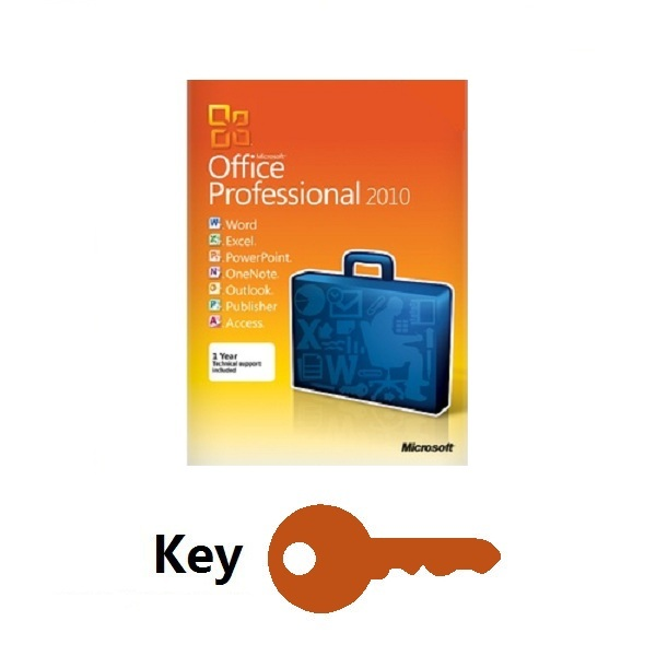 Office Professional 2010 Key