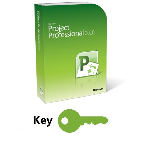 Project Professional 2010 Key